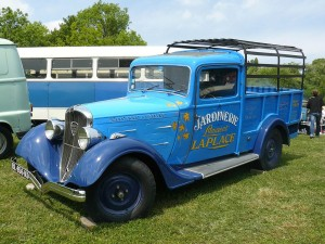 1932 Ancienne Peugeot  301 Pick-Up