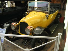1919 Voiture ancienne Peugeot Type 159