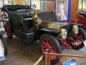1906 Voiture ancienne Peugeot Type 81