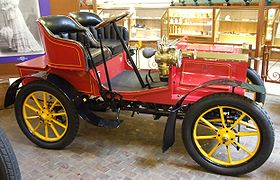 1905 Voiture ancienne Type 69