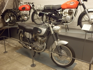 Motos anciennes et collection barcelone