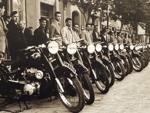 production de motos espagnoles